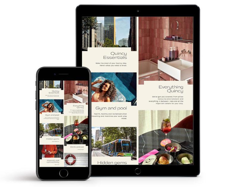 Online Digital Compendium | Pebble Design